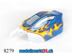 ZDRacing 8279 Karrosserie Blau/Weiss zu Buggy 1:8