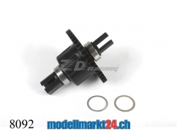 ZDRacing 8092 Differential Mitte 35Z kompl. CNC zu Buggy 1:8