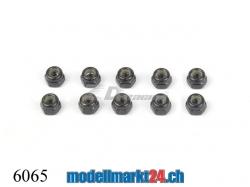 ZDRacing 6065 6-kt Stoppmutter M3