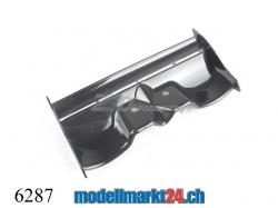 ZDRacing 6287 Heckflügel schwarz zu Buggy 1:16