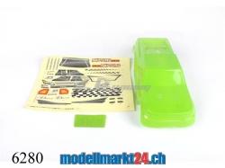 ZDRacing 6280 Karrosserie Grün zu Truggy 1:16