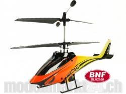 E-Flite/Blade CX4 RTF Koaxial Helikopter EP Mode2