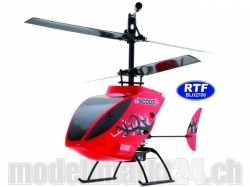 E-Flite/Blade Scout CX RTF Koaxial Helikopter 3-Kanal 2,4GHz