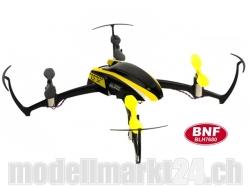 Quadrokopter Blade Nano QX EP BNF mit Safe Technology