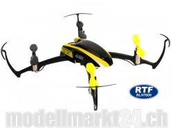 Quadrokopter Blade Nano QX RTF EP Mode 2 mit Safe Technology