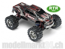 Traxxas E-Maxx Brushed 4WD RTR Monster Truck 1:10 2.4GHz