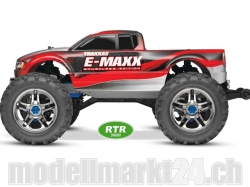 Traxxas E-Maxx Brushless 4WD RTR Monster Truck 1:10 TQi Wi..