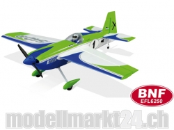 E-Flite Edge 540QQ 280 BNF Basic Spw.660mm