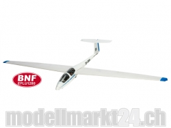 E-Flite Ultra Micro ASK21 BNF Spw.860mm AS3X