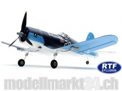 E-Flite Ultra Micro F4U Corsair RTF Spw.405mm AS3X M2
