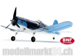 E-Flite Ultra Micro F4U Corsair BNF Spw.405mm AS3X