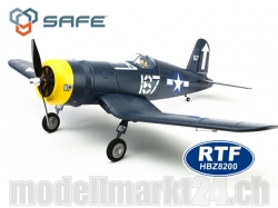 Hobbyzone F4U Corsair S Spw.1'120mm RTF Mode2 mit Safe Techologie