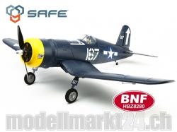 Hobbyzone F4U Corsair S Spw.1'120mm BNF mit Safe Techologie