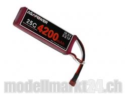 AGA-Power LiPo-Akku 4500mAh 18,5V 25C 5S1P
