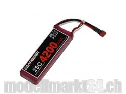 AGA-Power LiPo-Akku 4200mAh 22,2V 25C 6S1P