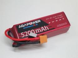 AGA-Power LiPo-Akku 5200mAh 22,2V 40C 6S1P