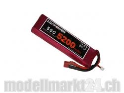 AGA-Power LiPo-Akku 5200mAh 14,8V 50C 4S1P