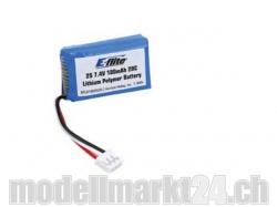 E-Flite LiPo-Akku 180mAh 7,4V 20C 2S