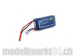 E-Flite LiPo-Akku 450mAh 11,1V 30C 3S Edge540 QQ280