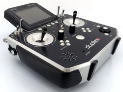 JETI Duplex Hand-Sender DS-16 II Silver von JETI model