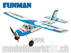 Multiplex FUNMAN Spw.1010mm RTF Mode2