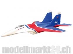 FlyFly Mig-29, Spw.1'142mm, Impeller-Jet, PNP-Bausatz