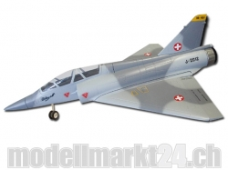 FlyFly Mirage-2000, Spw.955mm, Swiss-Design, Impeller-Jet, PNP-Bausatz