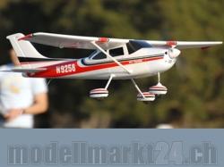 FlyFly Big Cessna 182, Spw.1400, PNP, RC Modellflugzeug