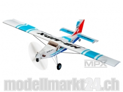 Multiplex Pilatus PC 6 Spw.1250mm RR blau