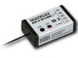 Multiplex Empfänger RX-5 M-LINK ID 2 Easy Star II