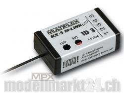 Multiplex Empfänger RX-5 M-LINK 2.4Ghz