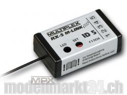 Multiplex Empfänger RX-5 M-LINK ID 5 Razzor