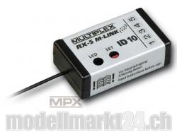 Multiplex Empfänger RX-5 M-LINK ID 10 Panda Sport