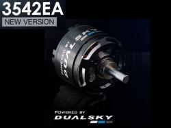Dualsky XM3542EA3-11 880KV V3 Outrunner Brushless Motor