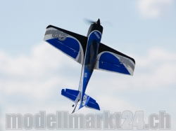 E-Flite Ultra Micro SBACH 342 3D BNF Spw.432mm mit AS3X