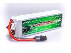 SWAYTRONIC LiPo 4S 14.8V 3800mAh 35C/70C XT60