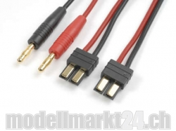 Ladekabel Traxxas 2x in Serie, 14AWG