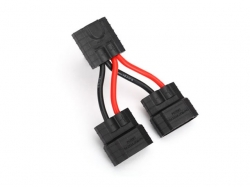 "Batterikabel Y-Kabel Traxxas Parallel ""NiMh only"" 16AWG"