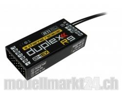 Jeti Empfänger Duplex 2.4EX R9 2.4Ghz Programmierbar