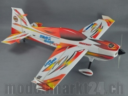 "Skywing Edge 540 55"" Orange/Weiss"
