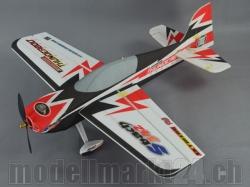 """Skywing SBach 342 38"""" Rot/Schwarz/Weiss"""