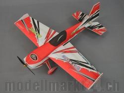 """Skywing Slick 38"""" Rot/Schwarz/Weiss"""