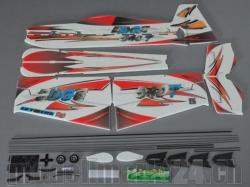 """Skywing Edge 540T 32"""" Rot/Schwarz/Weiss"""
