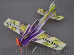 "Skywing Yak 55 32"" Blau/Grün/Weiss"