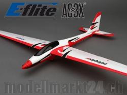 E-Flite Adagio 280 Spw.1,42m BNF, Modellflugzeug