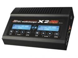HiTEC Multicharger X2 400, Ladegerät