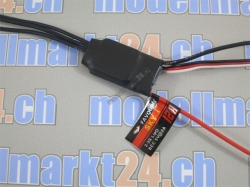 Favourite 12A Brushless ESC mit Linear-BEC 5V/1A Sky-Series