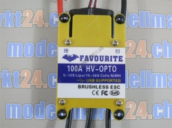 Favourite 100A HV Opto Brushless ESC Swallow-Series