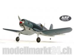 HANGAR 9 F4U-1A CORSAIR 20CC Spw.1.65m ARF, RC Modellflugzeug