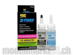 ZAP Z-Poxy 15-Min 2K-Kleber 113gr